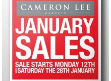 Forget Christmas! Its The Cameron Lee Sale!