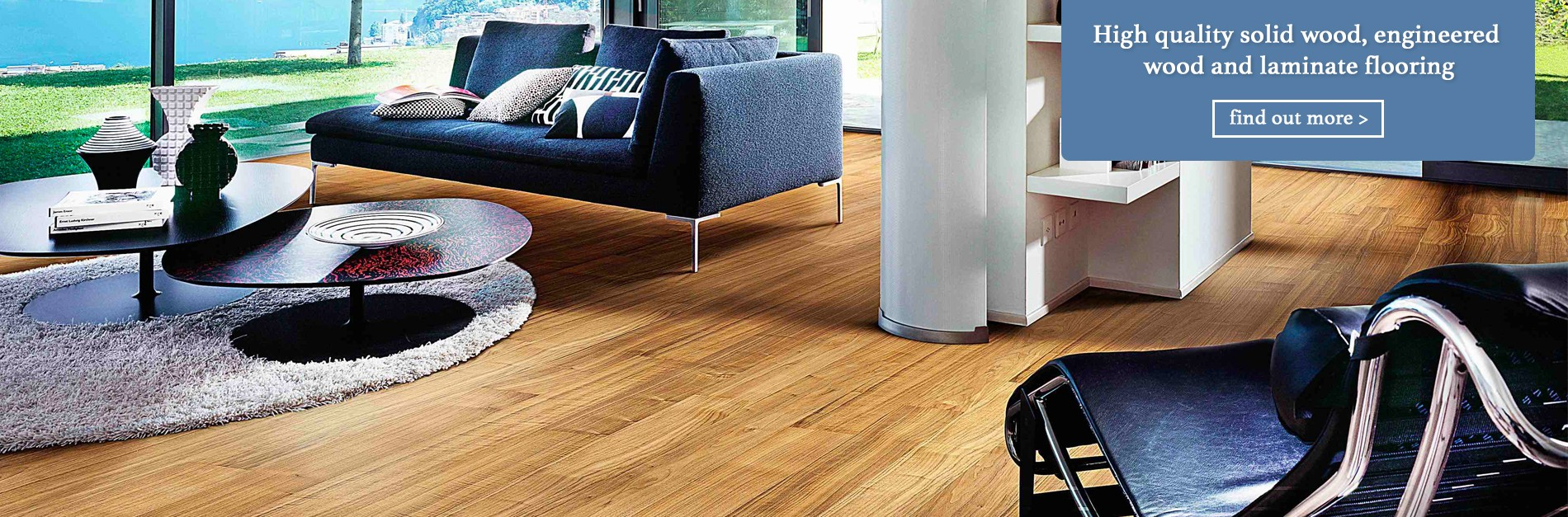 Engineered Wood Flooring by Cameron Lee