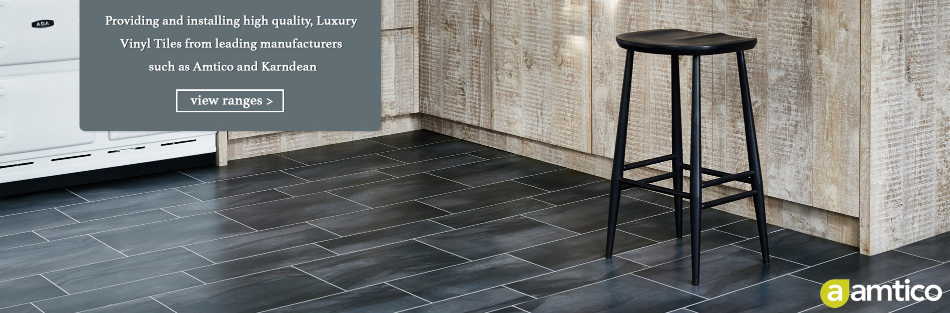 Luxury Vinyl Tiles by Cameron Lee