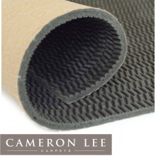 Superluxe Black Rubber 8.3mm Underlay