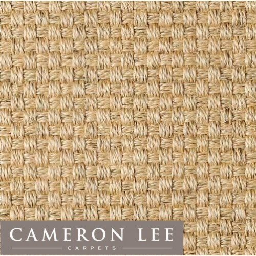 Sisal Basketweave Carpet Natural Flooring Cameron Lee