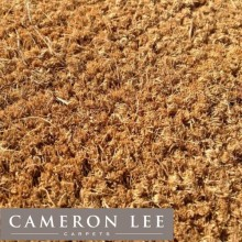 Coir Entrance Matting 17mm Thick